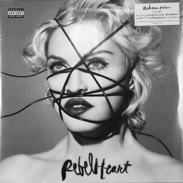 Madonna Madonna - Rebel Heart (2 LP) madonna – music lp