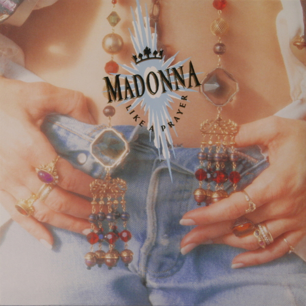 Madonna  - Like  Prayer
