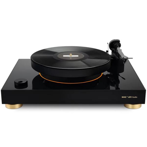 Виниловый проигрыватель MAG-LEV Audio ML1 Black/Gold проигрыватель виниловых дисков denon dp 400
