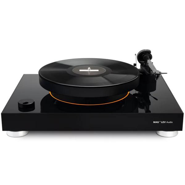 Виниловый проигрыватель MAG-LEV Audio ML1 Black/Silver проигрыватель виниловых дисков denon dp 400