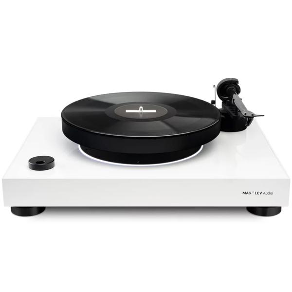 Виниловый проигрыватель MAG-LEV Audio ML1 White проигрыватель виниловых дисков denon dp 400