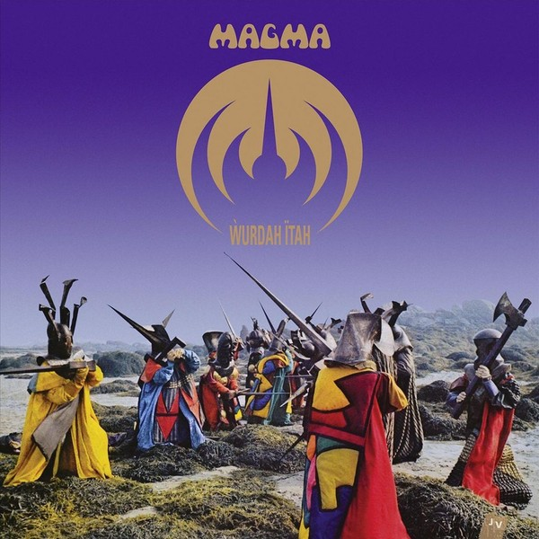 MAGMA MAGMA - Wurdah Itah (180 Gr) универсальная сумка magma digi control bag xxl