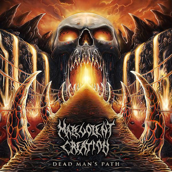 Malevolent Creation Malevolent Creation - Dead Man's Path (lp+cd) creation machine