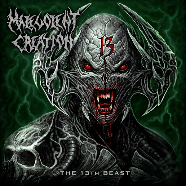 Malevolent Creation Malevolent Creation - The 13th Beast (180 Gr) malevolent creation malevolent creation dead man s path lp cd