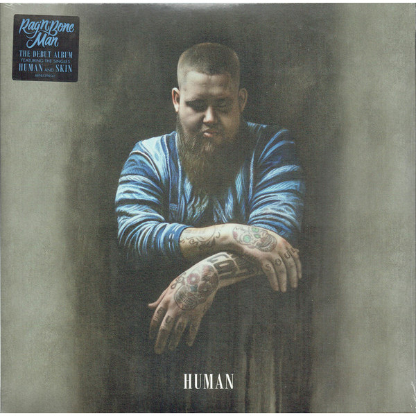 Rag'n'bone Man Rag'n'bone Man - Human (2 Lp+cd) hurts hurts surrender 2 lp cd