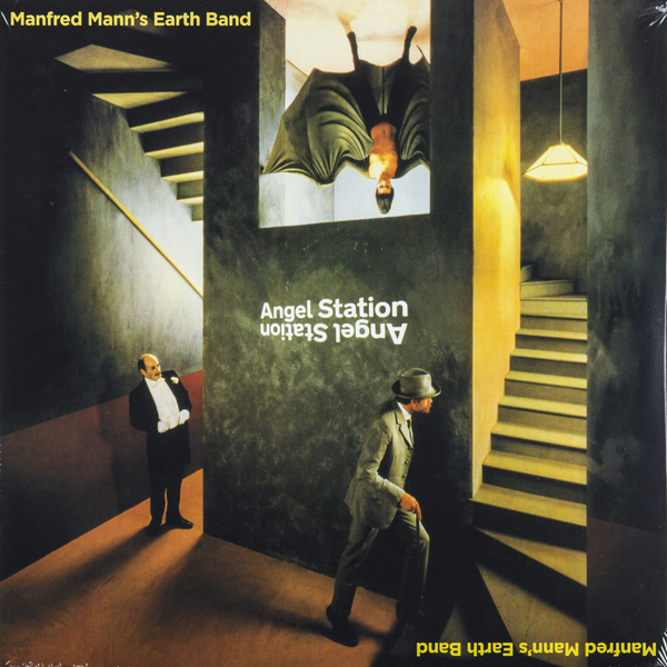 Manfred Mann's Earth Band Manfred Mann's Earth Band - Angel Station виниловая пластинка manfred mann s earth band solar fire