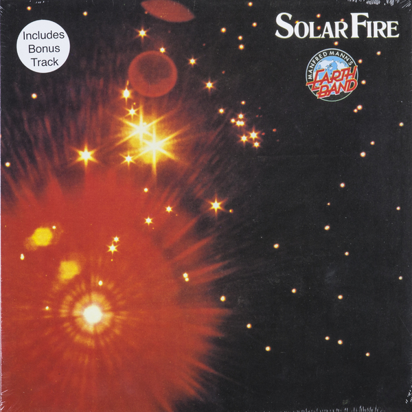 Manfred Mann's Earth Band Manfred Mann's Earth Band - Solar Fire виниловая пластинка manfred mann s earth band solar fire