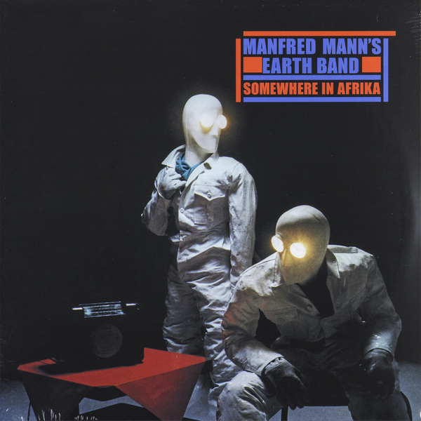 Manfred Mann's Earth Band Manfred Mann's Earth Band - Somewhere In Afrika manfred mann s earth band manfred mann s earth band angel station