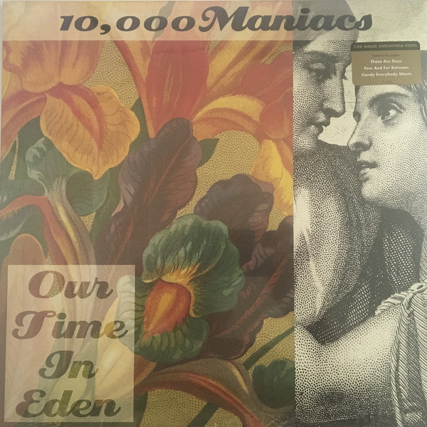 10,000 Maniacs 10,000 Maniacs - Our Time In Eden костюм женский ульяна