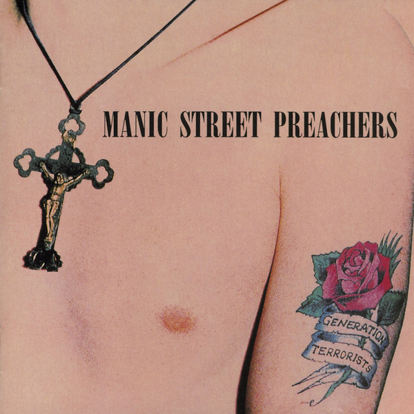 Manic Street Preachers - Generation Terrorists (20th Anniversary) (2 LP)