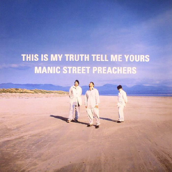 Manic Street Preachers Manic Street Preachers - This Is My Truth, Now Tell Me Yours (180 Gr) manic street preachers manic street preachers the profile 2 cd