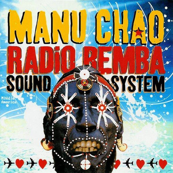 Manu Chao Manu Chao - Radio Bemba Sound System (2 Lp+cd) alborosie alborosie sound the system showcase limited edition 5 lp