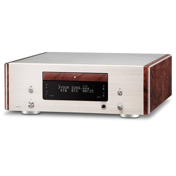 CD проигрыватель Marantz HD-CD1 Silver/Gold цена и фото