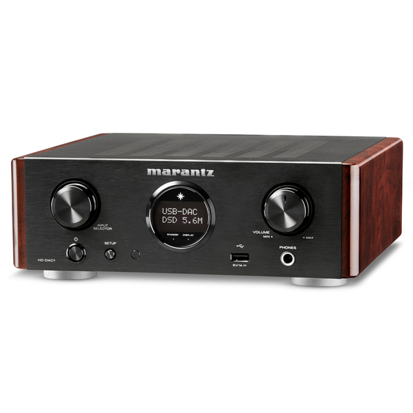 Внешний ЦАП Marantz HD-DAC1 Black 90 degree angle usb 2 0 male to female adapters black 5 pcs