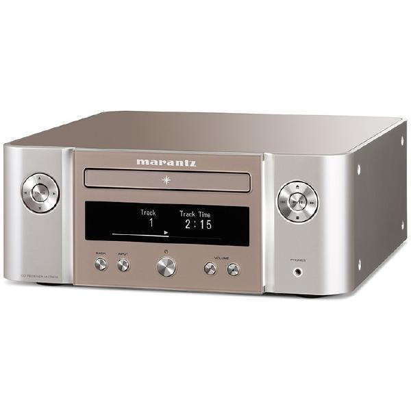 CD ресивер Marantz M-CR612 Melody X Silver/Gold marantz cd5005 проигрыватель cd дисков silver gold