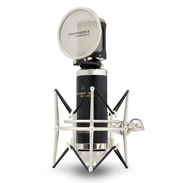 Студийный микрофон Marantz MPM-2000 вафельница mpm mgo 16