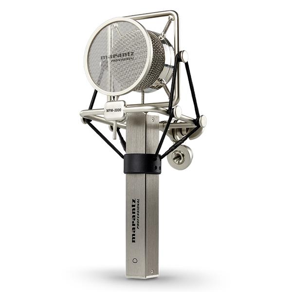 Студийный микрофон Marantz MPM-3000 marantz контроллер rc600