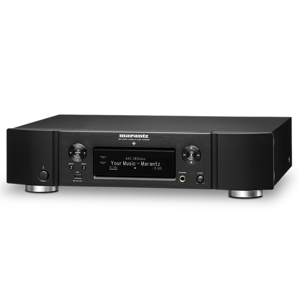 Сетевой проигрыватель Marantz NA6006 Black marantz m cr611 green black