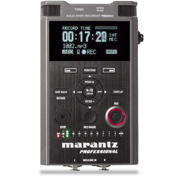 Портативный рекордер Marantz PMD561 marantz контроллер rc600