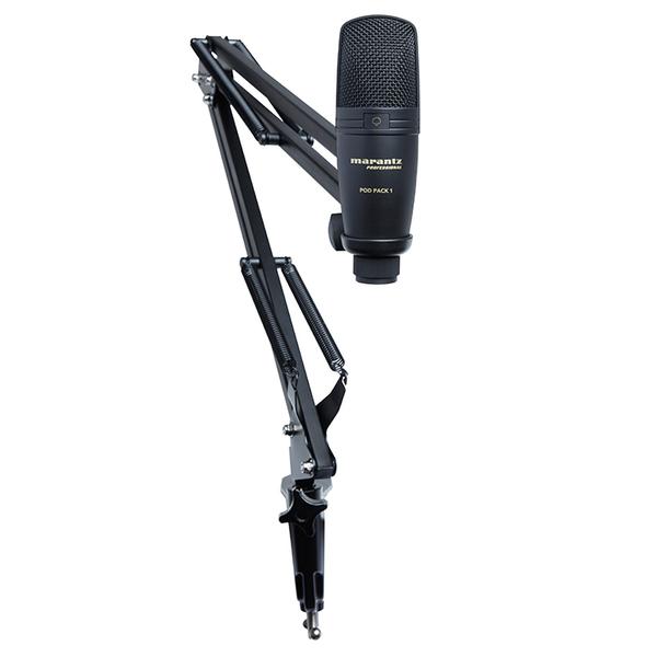 USB микрофон Marantz Pod Pack 1 marantz контроллер rc600