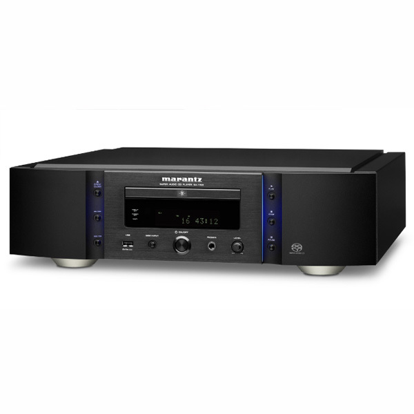 CD проигрыватель Marantz SA-11S3 Black marantz m cr611 green black