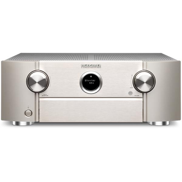 цены AV ресивер Marantz SR6012 Silver/Gold