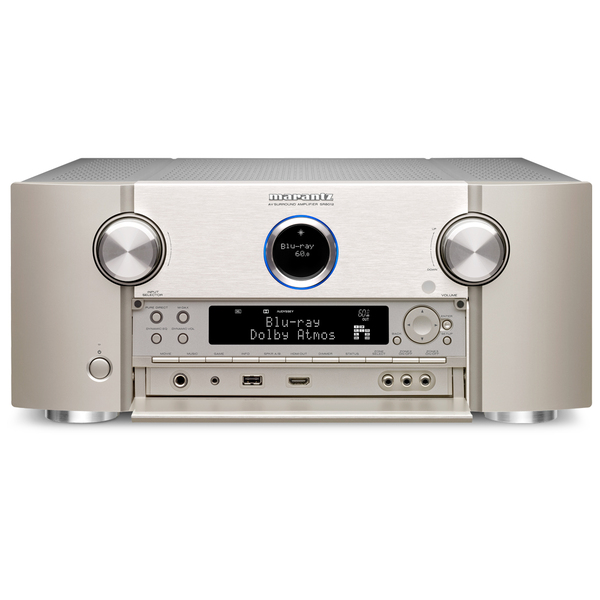 AV ресивер Marantz SR8012 Silver/Gold cd плеер marantz sa 8005 silver gold