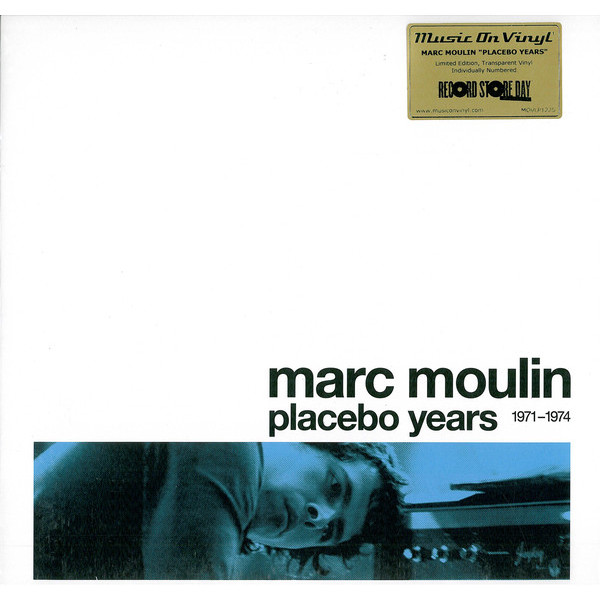 Marc Moulin Marc Moulin - Placebo Years (180 Gr) marc moulin i am you виниловая пластинка