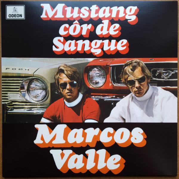 Marcos Valle Marcos Valle - Mustang Cor De Sangue (180 Gr)