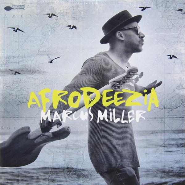 Marcus Miller Marcus Miller - Afrodeezia (2 LP) wendy s marcus kai vienos nakties per maža