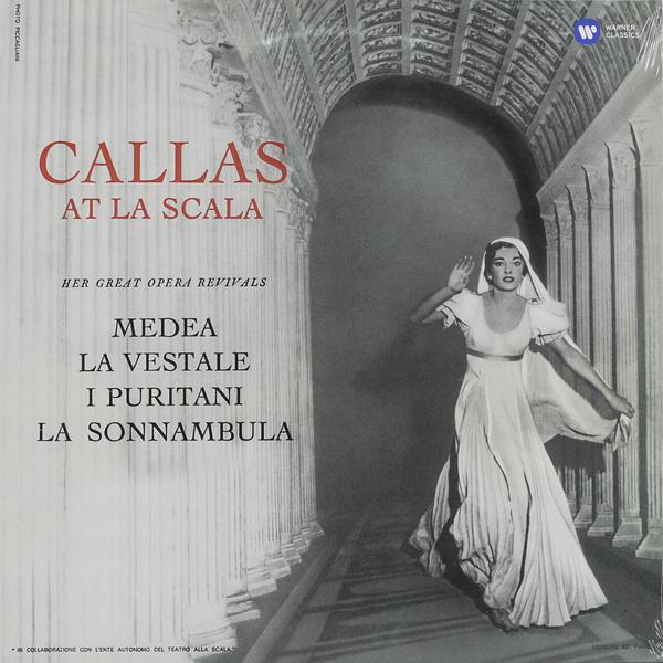 Maria Callas Maria Callas - Callas At La Scala brafab callas
