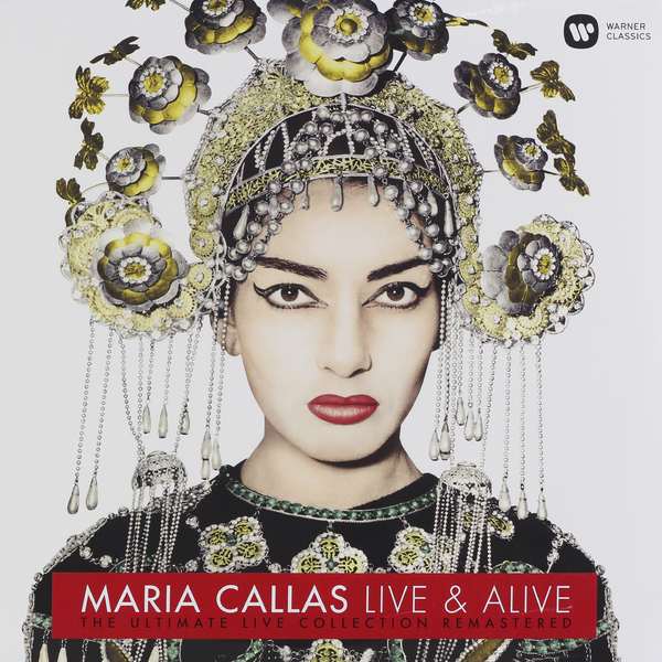 Maria Callas Maria Callas - Maria Callas: Live And Alive maria bittner temporality universals and variation