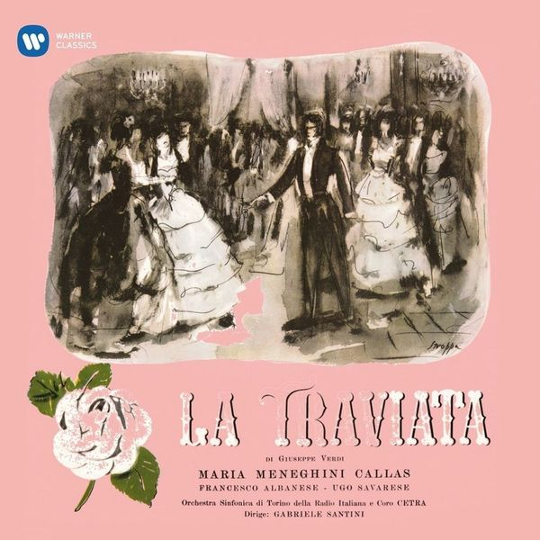 Maria Callas Maria Callas - Verdi: La Traviata (3 Lp, 180 Gr) verdi eclipse 3 в 1
