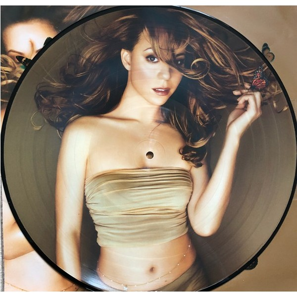 Mariah Carey Mariah Carey - Butterfly (20th Anniversary) (picture Disc) 20222426 drawbars
