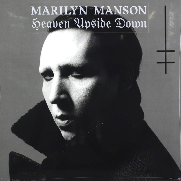 Marilyn Manson Marilyn Manson - Heaven Upside Down upside down cd cdr by rick sampedro level e