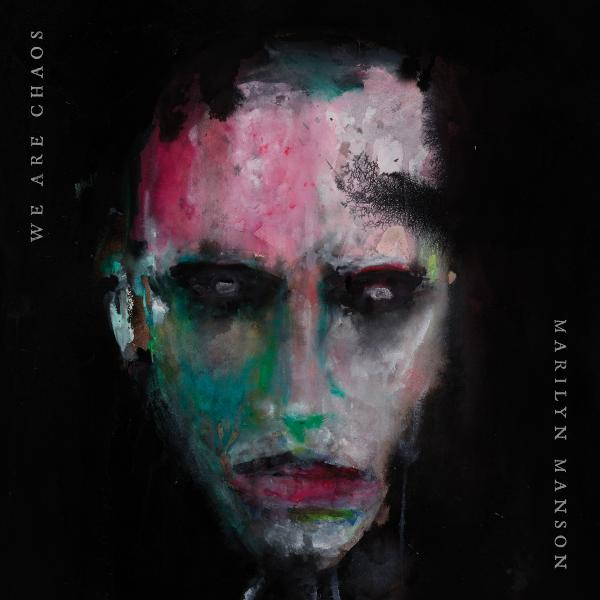 Marilyn Manson Marilyn Manson - We Are Chaos (colour)
