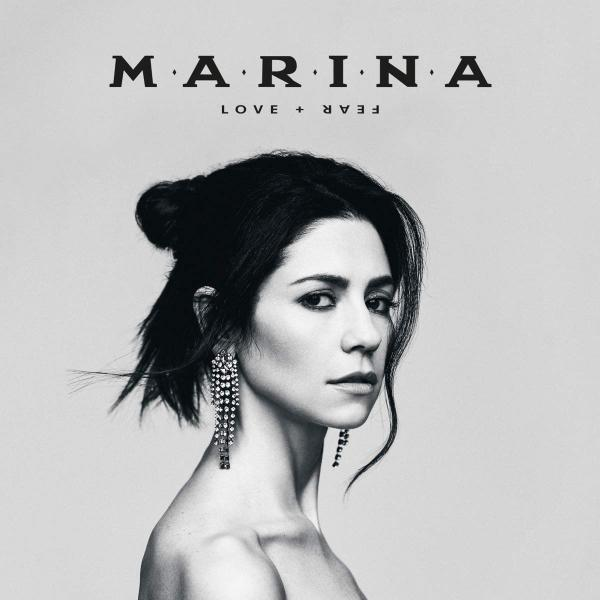 Marina The Diamonds DiamondsMarina - Love + Fear (2 Lp, Colour)