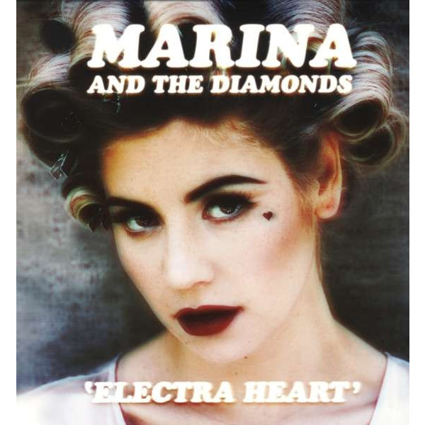Marina   The Diamonds Marina   The Diamonds - Electra Heart (2 LP)