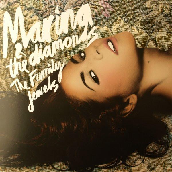 Marina The Diamonds Marina The Diamonds - The Family Jewels diamonds fitness