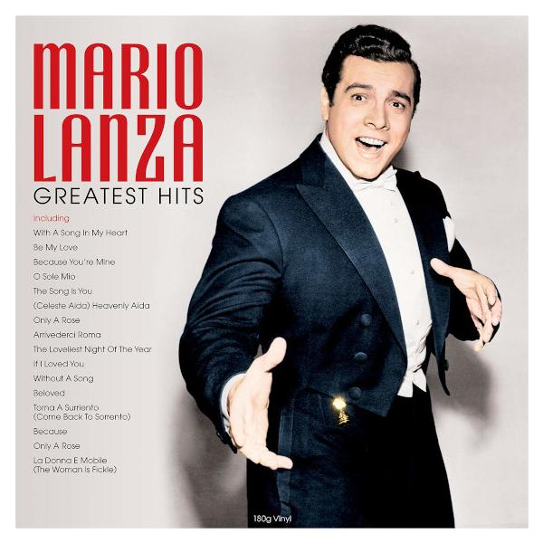 Mario Lanza - Greatest Hits (180 Gr)