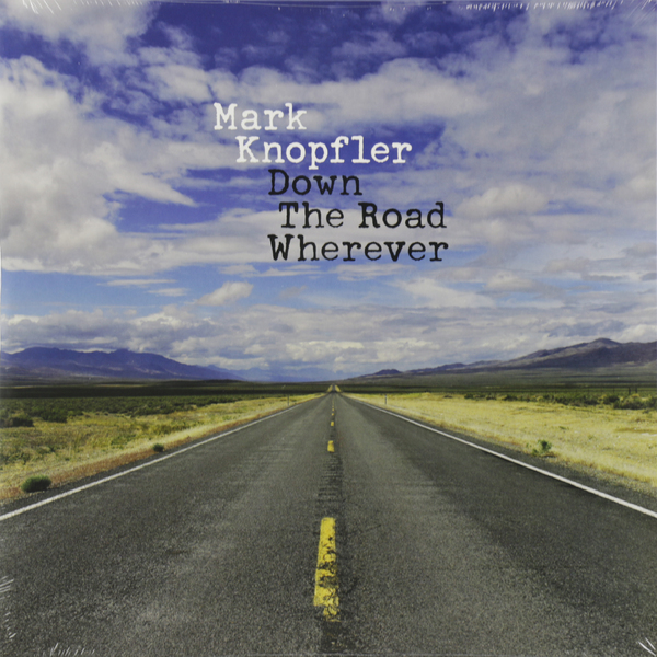 Mark Knopfler - Down The Road Wherever (2 LP)