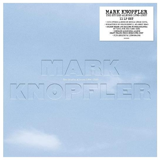 chet atkins and mark knopfler neck and neck Mark Knopfler Mark Knopfler - The Studio Albums 1996-2007 (limited Box Set, 11 Lp, 180 Gr)