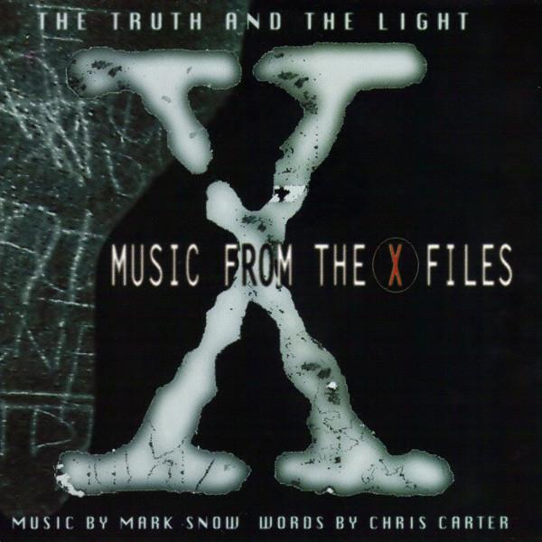 Mark Snow - The Truth And Light: Music From X-files (colour)