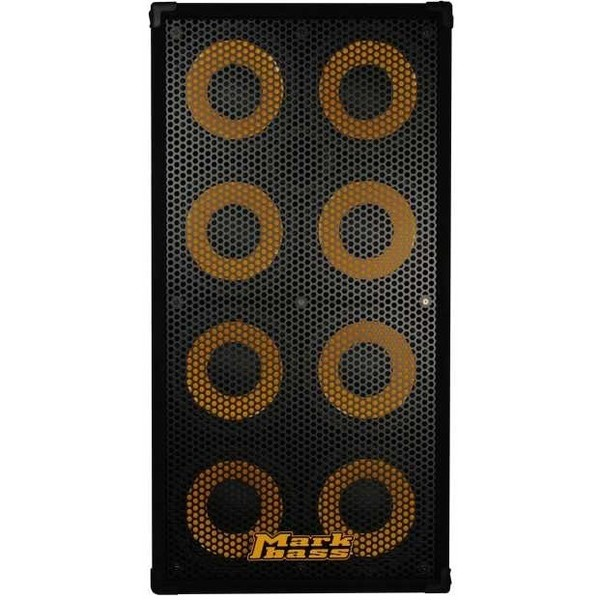 Басовый кабинет Markbass Standard 108HR басовый усилитель markbass tte 800 randy jackson