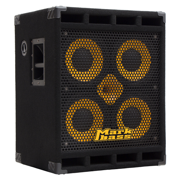 Басовый кабинет Markbass Standard 104HF-4 басовый усилитель markbass tte 800 randy jackson