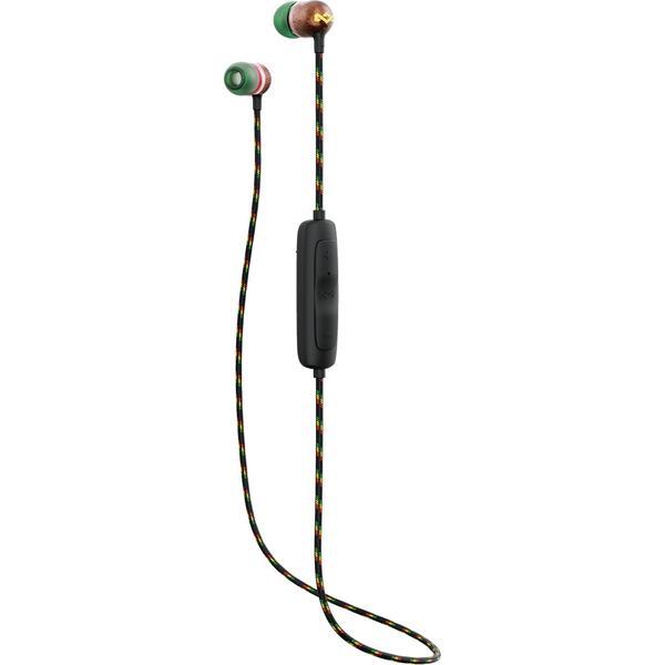 Беспроводные наушники Marley Smile Jamaica Wireless 2 Rasta