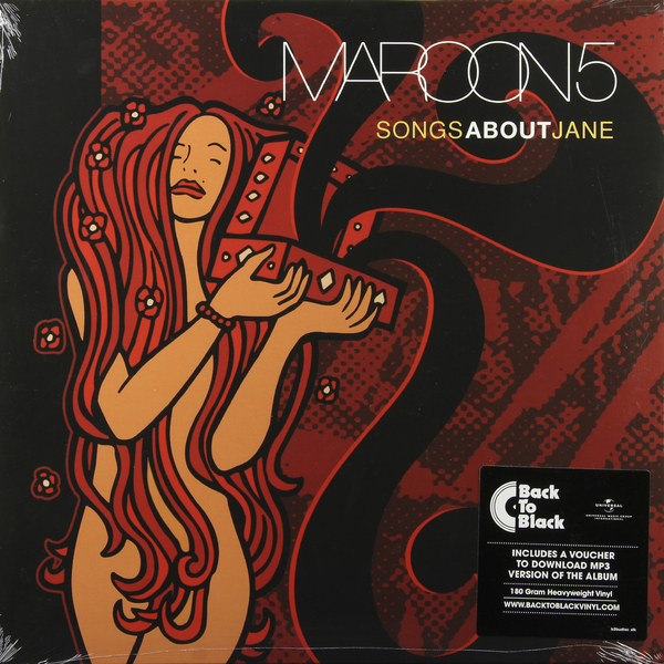 Maroon 5 Maroon 5 - Songs About Jane женский плащ jane sun about to rise s900