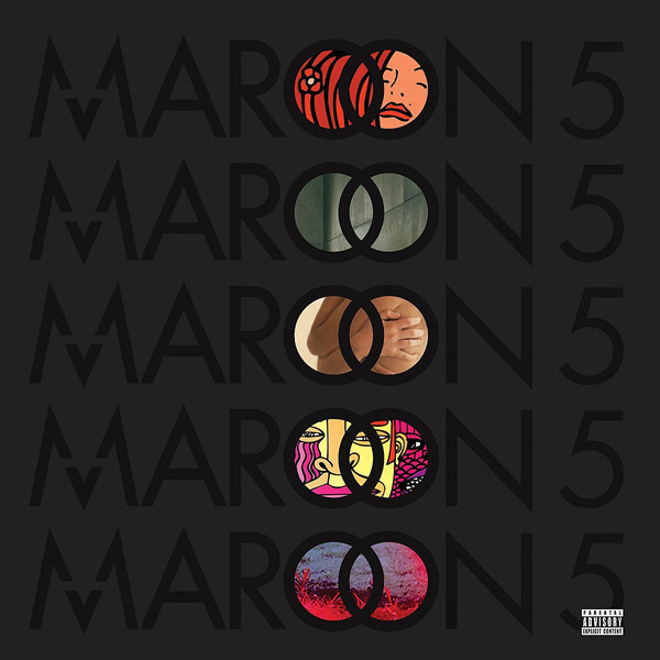 Maroon 5 Maroon 5 - Studio Albums (5 LP) abba the studio albums 8 lp