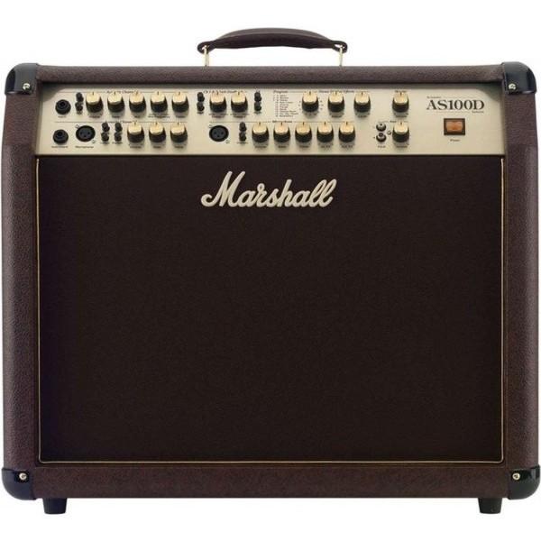 Гитарный комбоусилитель Marshall AS100D гитарный комбоусилитель roland blues cube stage