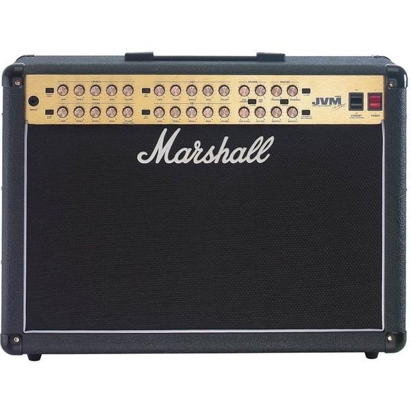 Гитарный комбоусилитель Marshall JVM410C комбо усилитель roland cube 10gx